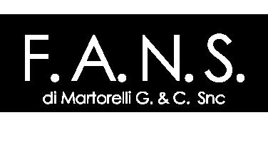 Logo Falegnameria Fans